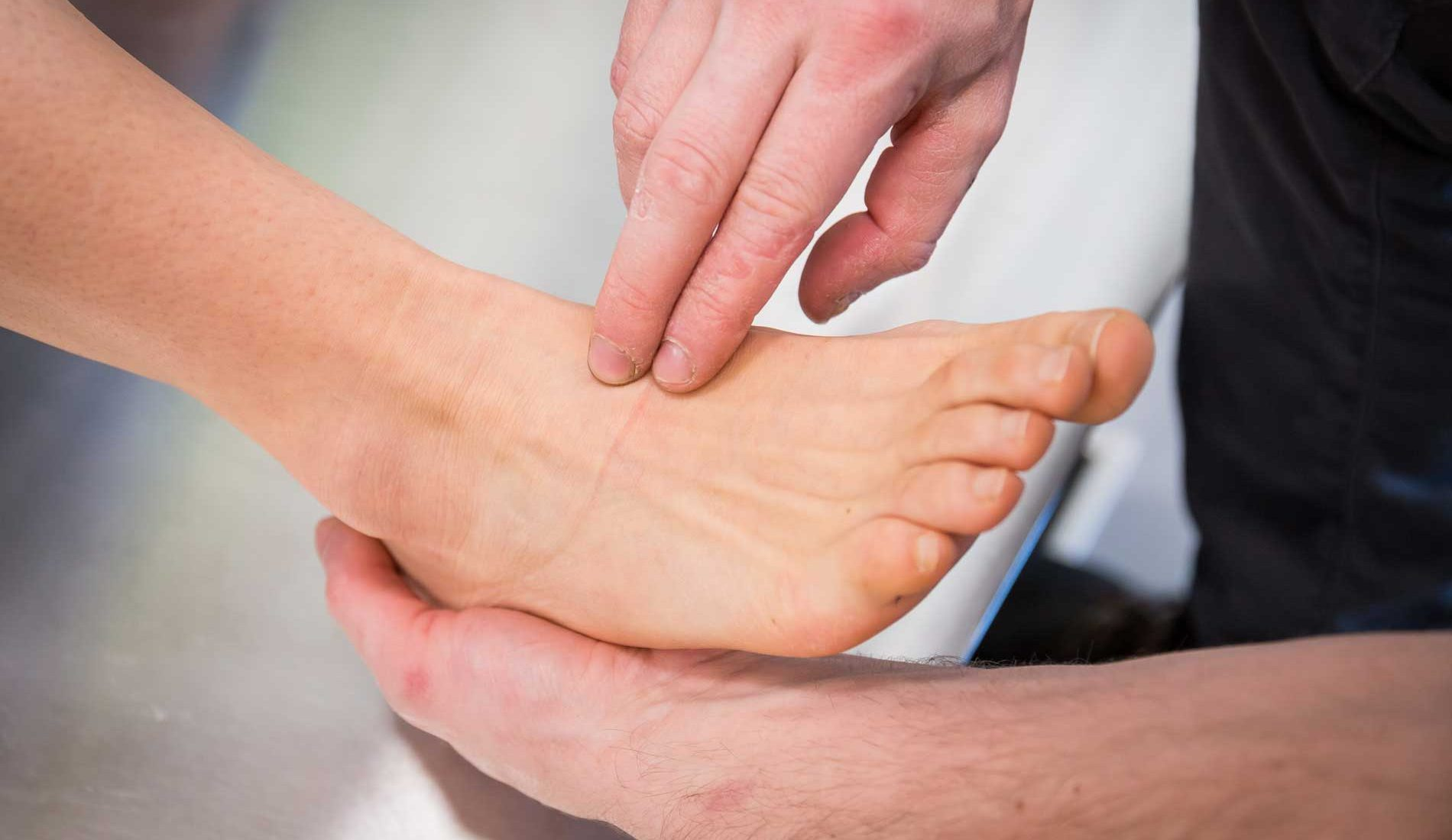 Orthopedische schoenen op maat van diabetici - Pieter Matton