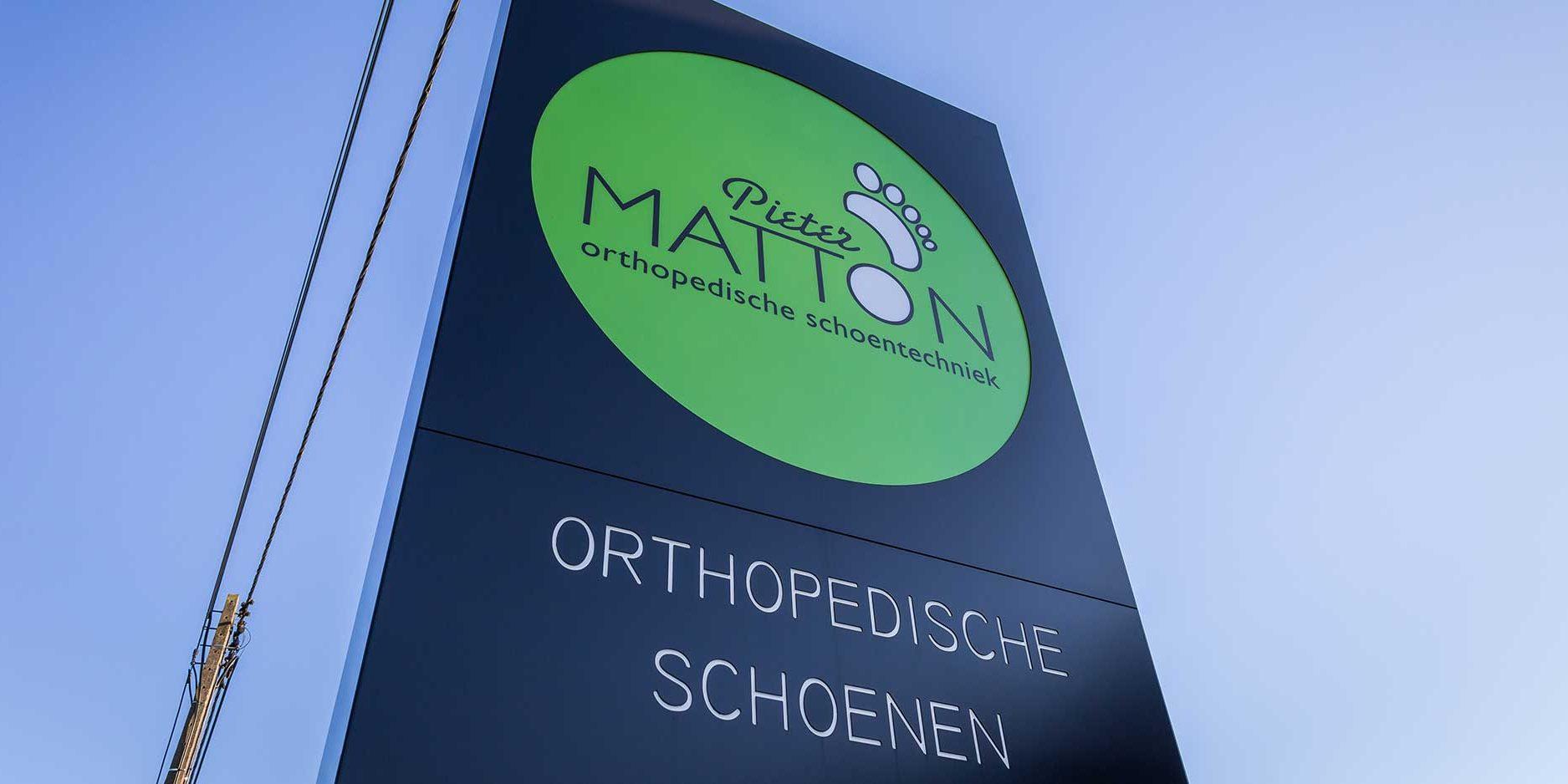 Pieter Matton - Orthopedische schoenen
